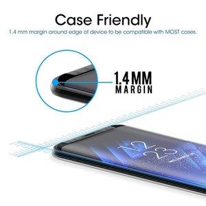 Para Samsung Galaxy I8262 Core2 S2 S8 Plus Grand Max G7200 J2 J200F Celular Telefone Temperado Protetor Prova Proteção de Explosão