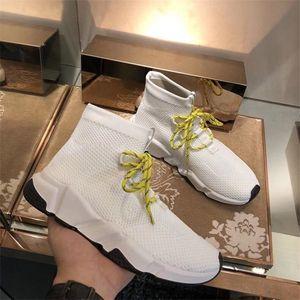 Klasik Lüks Unisex Çorap Spor Elbise Ayakkabı erkek Yüksek Kalite Rahat Ayakkabılı Kutusu 17 Modelleri Boyutu US4-11.5