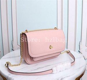 M57073 Boxme цепная сумка Black / Greige / Khaki Green / Rose Des Satable Pink Cross Body Greated Calf Кожаный кошелек Женская сумка