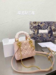 Hanghangbag Gens Mini Luxurys дизайнеры сумки 2021 дизайнерские женские сумки кошельки крошечные сумки кошелек версия Agerbskin