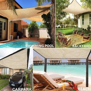 Shade Summer Balcony Sun Protection Net Curtain Shelter Sail Warm Garden Breathable Cloth Y3C5