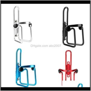 Bottles Cages Mountain Bike Aluminum Alloy Quick Release Water Cup Holder Bicycle Parts 8Yrxn Dp5Ch