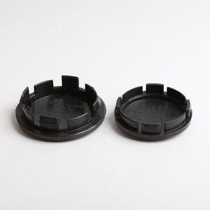 Car-Styling 20pcs 55mm 65mm 75mm black car wheel covers center cap hub caps badge emblem for 3B7601171 3B7 601 171
