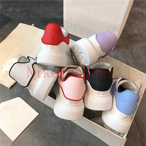 LUXURYS Designer Sneaker Red Purple Donne Pink Donne Oversized Casual Shoe Pelle Bianco Classic Oversize Style Womens Autenen Platform Shoes Shoes Shoes Runner Trainer