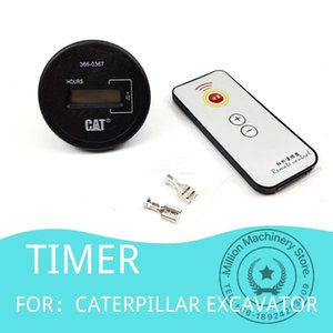 366-0367 For CATERPILLAR CAT E Excavator Time Remote Hour Meter With Control Timer Diesel Petrol Engine Excavator