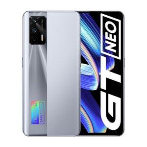 Original Realme GT Neo 5G Mobile Phone 12GB RAM 256GB ROM MTK Deminsty 1200 64.0MP AI 4500mAh Android 6.43