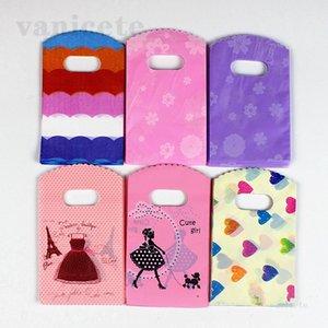 Clothing bag jewelry gift plastic packing bag shopping handbag packing bagsZC262