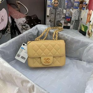 Chanel 7a + designer women's black calfskin caviar extra large double FAP bag 30cm leather QUILTED CHAIN shoulder straddle bag top quality