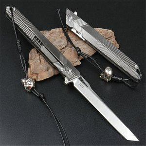 special offer Grey Arrow Folding Knife 14C28N Sharp Blade High Hardness Tactical Survival Knives Hunting Camping Tool Gift For Men