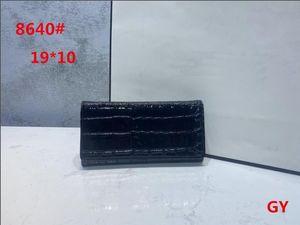 Wallets Womens Wallet Coin Purse Josephine Wallet Lady Long Wallets Fold Card Holder Passport Holder Women Folded Purses key Pouch 8640#19cm