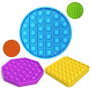 Push pops bubble sensosory игрушка аутизм нуждается в Squishy risever игрушка игрушка взрослого ребенка смешной антистремистый всплывает он ерти игрушки детские игрушки