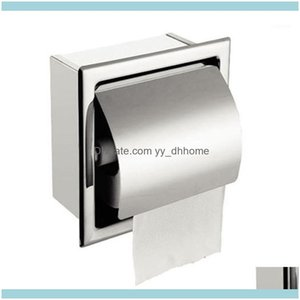 Boxes Napkins Table Decoration Aessories Kitchen, Dining Bar Home & Gardensier Chrome Toilet Holder Stainless Steel 304 Paper Box Porta Pape