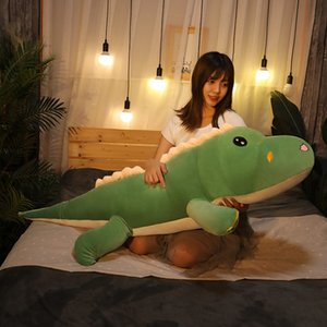 50-150cm Dinosaur plush toy doll bed sleeping pillow dolls give girls birthday gifts