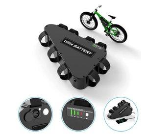 Ebike Battery Pack 48V 20Ah 52V 36V E Bike Baterie Electric Bicycle Bateria Triangle Case for Bafang 1000W 1500W 1800W Motor