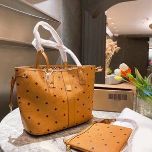 Classic Oversize Tote Bag Handbags luxury designer Pink sugao women shoulder high quality letter print leather lady purse large hand bags 2pcs set many styles