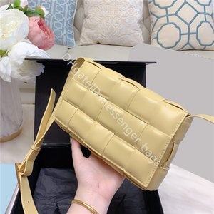 2021 Lady Fashion Handbags Shoulder Bags Totes Clutch Cross Body Famous Designer Caviar leather Purse Lady's Crossbody Quilted Flap Square Bag wallet