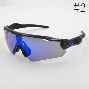 2021New Brand Radar EV Pitch Polarized sun glasses coating sunglass for women men sports sunglasses riding glasses Cycling Eyewear uv400