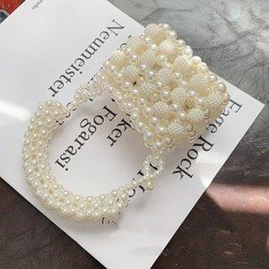 Perle de designer Perles Mini Mini Fourre à main sac à main Sac à main de mariée Sac d'embrayage de mariage pour sacs à bandoulière de fête élégante de luxe de mariée