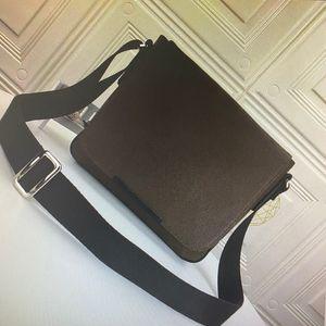N41212 Leather Men Crossbody Outdoor Postman Shoulder Bags Cross Body crossbody bag shopping leisure bags Daily choice