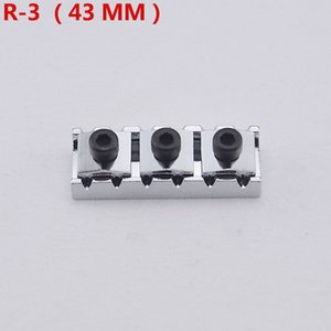 1 Set Electric Guitar Tremolo System Bridge Locking Nut String Lock 42MM 43MM[Made in Korea]