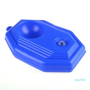 New Rubber Tennis Training Tool Single People Practice Tennis Ball Trainers Rebound Balls Device Training Base for Sale
