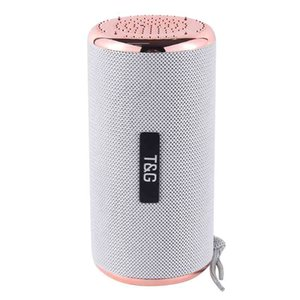 New tg-153 electroplating wireless Bluetooth speaker outdoor portable mini subwoofer creative gift small sound