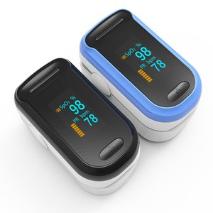 YK-C2 Portable medical instrument fingertip pulse oximeter pulse oximeter with OLED display