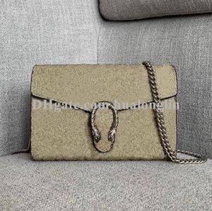 Woman Leather Handbag Original box Evening Bag High quality Cross body fashion lady purse messenger