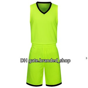 2019 New Blank Basketball jerseys printed logo Mens size S-XXL cheap price fast good quality Apple Green AG002AA12
