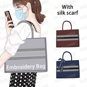 Marca de moda Saco de compras de luxo bolsas de desenhador de bolsas florais de alta qualidade
