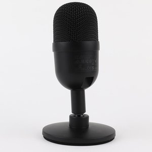 Razer Seiren Mini USB Condenser Microphone Ultra-compact Streaming Desk Mic Mice uptoyou