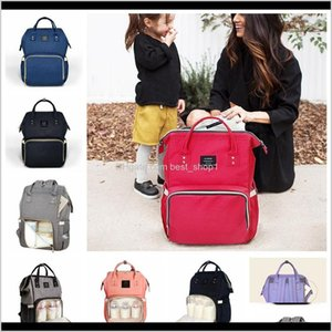 Land Nappies Diaper Mommy Backpacks Pack Waterproof Maternity Handbags Mother Nursing Travel Outdoor Storage Bags Ljja2923 Jsww0 P0A7P