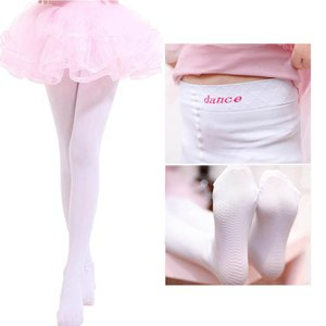 Leggings Girls Pantyhose Dance Kids Baby Pants Tights Socks Clothes Fashion Children Clothing Wear 1-10Y B4534