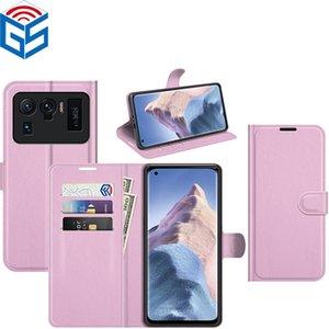 Xiaomi Poco x3 NFC Litchi 곡물 프리미엄 PU 가죽 플립 지갑 커버 케이스 MI 11 Ultra 9 SE