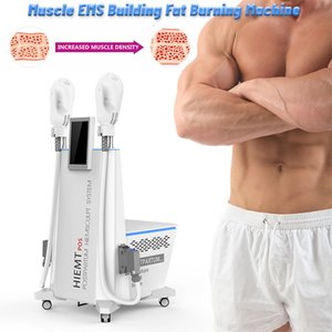HIEMT Body Slimming And Shaping Beauty Machine For Mucle Build Fat Loss Buttock Lifting