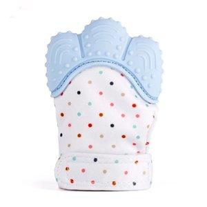 Bebek diş kaşıyıcı eldiven gıcırtılı öğütme diş çiğnemek ses oyuncaklar güzel dişler bebek oyuncakları yenidoğan diş çıkarma ağrı kesici uygulaması oyuncaklar OOD6356