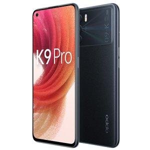 Original Oppo K9 Pro 5G Mobile Phone 12GB RAM 256GB ROM MTK Dimensity 1200 Octa Core 64MP AI 4500mAh Android 6.43