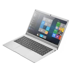 Fashion 14Inch Laptop computer Windows 10 N3450 Quad Core 8G RAM DDR3 128GB Nand Flash emmc Ultrabook tablet PC professional manufacturer