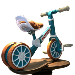 Mutifunction Scooter walker bicycle balance bike tricycle for 2-4 Years old kids New Year Christmas Gift for toddlers baby