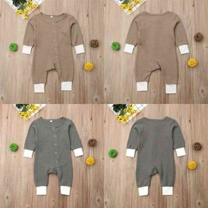 ins kids boutique clothing infant boy clothes baby girl rompers long sleeve jumpsuits newborn onesies toddler bodysuits 562 K2