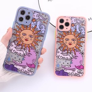 Skin Feeling Phone Cases For iPhone 12 11 Pro MAX XS XR 7 8 Plus Camera Protection Shockproof Case Cover