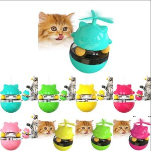 Cat Toy Interactive for Cats Products Pets Tumbler Ball Supplies Leaking Food Training FWD7578