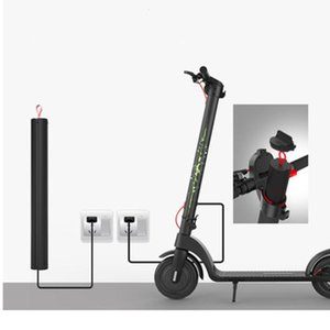 Small Folding Electric Scooter Lithium Battery With 24V Stand-Riding Portable Skateboard Skateboarding