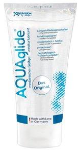 AQUAglide 50 ml Waterbased lubricant sextoys adult toys lubes massage gel