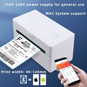 Printers Express Delivery Sheet Printer Bluetooth A Duplicate Thermal Label Sticker Machine