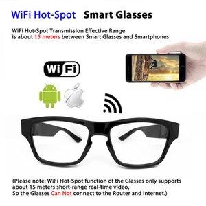 Mini Cameras G5 WiFi HD 1080P Camera DVR Sunglasses Touch Button Digital Recorder Glasses Sport Outdoor High Quality DV Video Record