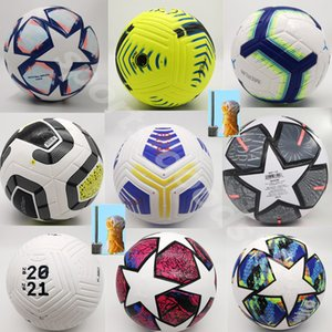 Club Balls 2021 Final KYIV PU soccer Ball Size 5 high-grade nice match liga premer Finals 20 21 football 02