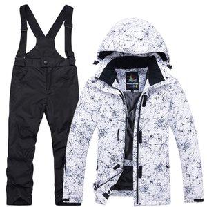 Pants Snowboarding Thermal Windproof Kids Children Ski Set Suit Waterproof Boys Winter Girls ing Jacket Suits Snow