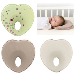 Baby Styling Pillows Baby Pillow Anti-Head born Correction Sleeping Pad For 0-12 Months Infants Shaping Pillows Decor Cushion 210924