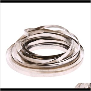 Solders Soldering Industrial Supplies Mro Office School Business & Industrial5M Pure For Li Battery Spot Welding Tape With Good Gloss Ductili